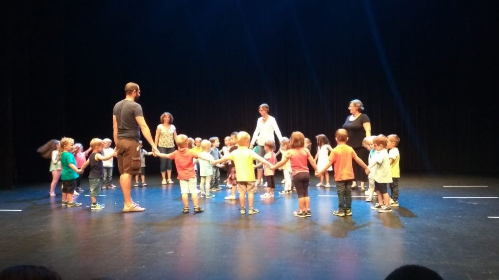 Spectacle fin d'annee ecole maternelle_2018