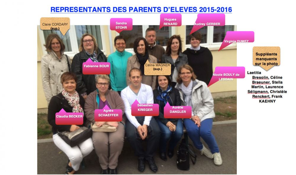 Parents Eleves 2015 2016